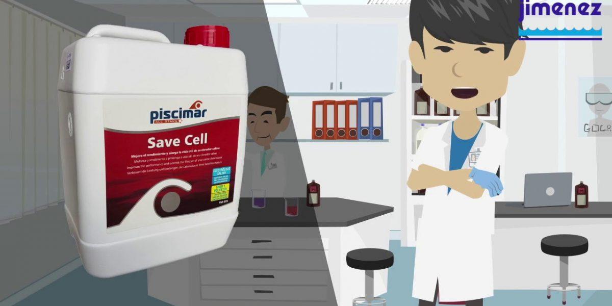 Save Cell: prodotto speciale per elettrolisi